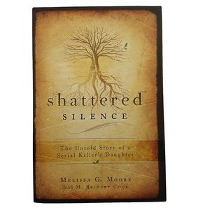 Other - Shattered Silence by Melissa G Moore PB book